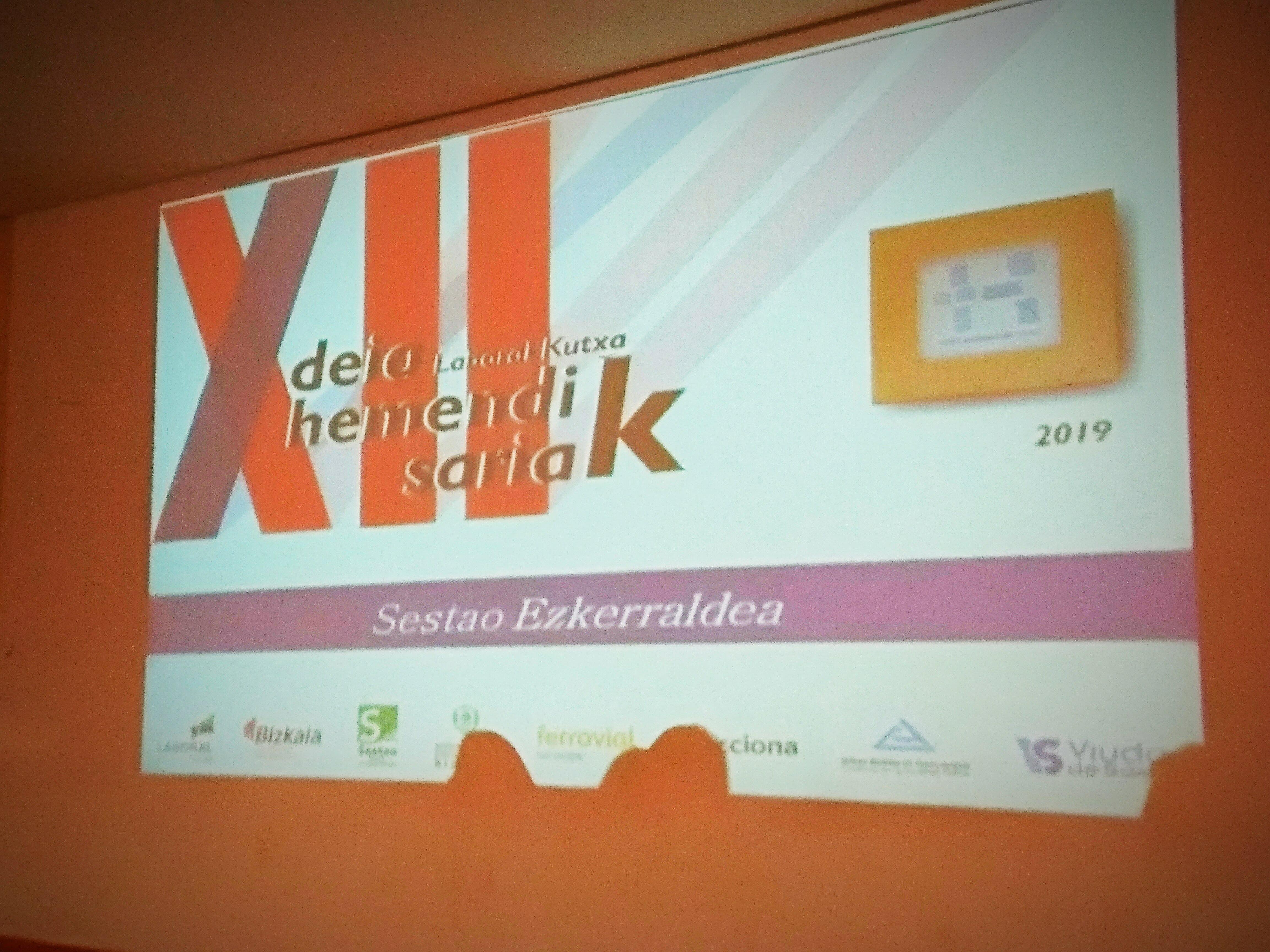DEIA Hemendik Sarial Ezkerraldea 2019, Sestaon